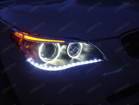 BMW - E60 - M5 - LED - strip - light - 1